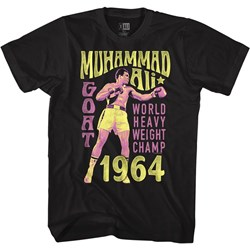 Muhammad Ali - Mens Goat 1964 T-Shirt
