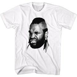Mr. T - Mens Mr. T Head T-Shirt