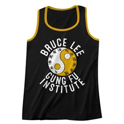 Bruce Lee - Mens Brucelee Tank Top