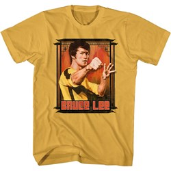Bruce Lee - Mens Bruce Box T-Shirt