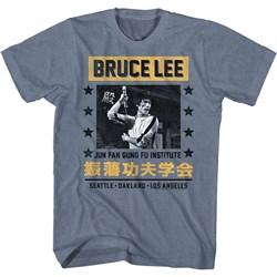 Bruce Lee - Mens Jun Fan Jeet Kune Do T-Shirt