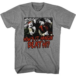 Bill And Ted - Mens How'S It Hangin' T-Shirt