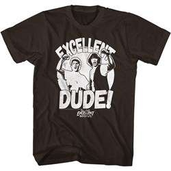 Bill And Ted - Mens Whitedudes T-Shirt