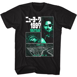 Escape From New York - Mens Newyork1997 T-Shirt