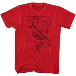 Flash Gordon - Mens Print T-Shirt