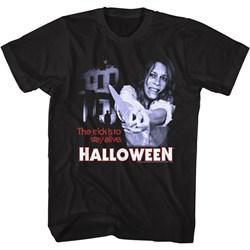 Halloween - Mens Stayin Alive T-Shirt