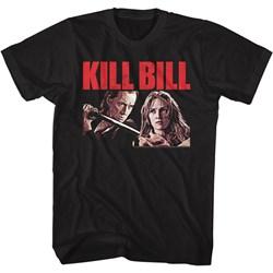 Kill Bill - Mens Vintage Poster T-Shirt