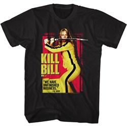 Kill Bill - Mens Unfinished Business T-Shirt