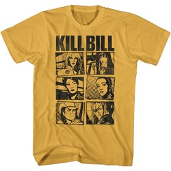 Kill Bill - Mens Panels T-Shirt