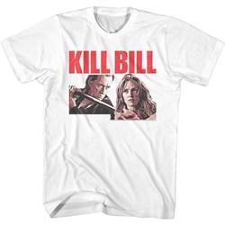 Kill Bill - Mens Vintage Poster 2 T-Shirt