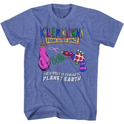 Killer Klowns - Mens Circus Is Coming T-Shirt