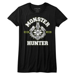 Monster Hunter - Womens Mh2004 T-Shirt
