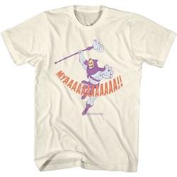 Masters Of The Universe - Mens Myaaaaa!! T-Shirt