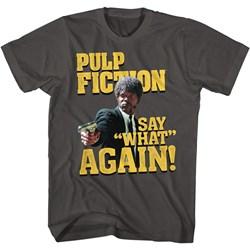 Pulp Fiction - Mens Say What T-Shirt