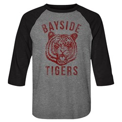 Saved By The Bell - Mens Bayside Raglan T-Shirt