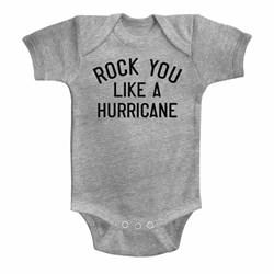 Scorpions - Unisex-Baby Like A Hurricane Onesie