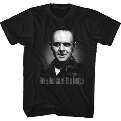 Silence Of The Lambs - Mens Big Spooks T-Shirt