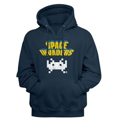 Space Invaders - Mens Space Invaders Hoodie