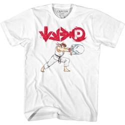 Street Fighter - Mens Code T-Shirt
