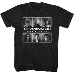 Terminator Dark Fate - Mens Groupshot T-Shirt