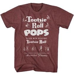 Tootsie Roll - Mens Vintagetootsie T-Shirt