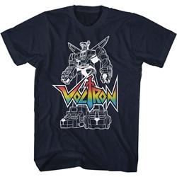 Voltron - Mens Voltronwithlogo T-Shirt