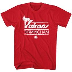 Wfl - Mens Bham Vul White T-Shirt