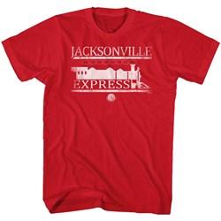 Wfl - Mens Express White T-Shirt