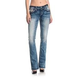 Rock Revival - Womens Colleen B204 Bootcut Jeans