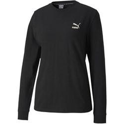 Puma - Womens Classics Print Placement Long Sleeve T-Shirt