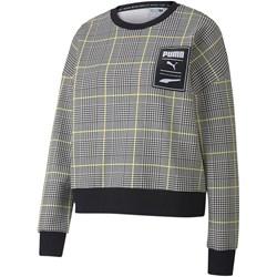Puma - Womens Recheck Pack Crew Sweatshirt