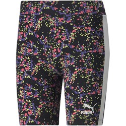 Puma - Womens Aop Tight Shorts