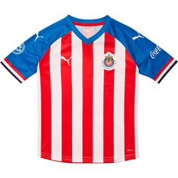 PUMA - Unisex Chivas Home Shirt Replica 19-20