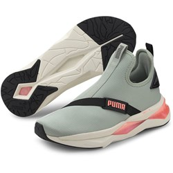 Puma - Womens Lqdcell Shatter Xt Mid Pearl Shoes