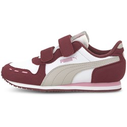 PUMA - Unisex-Baby Cabana Racer Sl with Fastner Pre-School Shoes