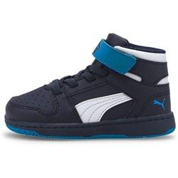 PUMA - Unisex-Baby Puma Rebound Layup Sl with Fastner Shoes