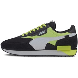 Puma - Mens Future Rider Neon Play Shoes