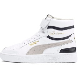 PUMA - Kids Ralph Sampson Mid with Fastner Shoe