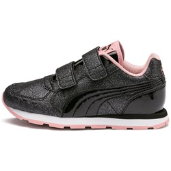 PUMA - Kids Vista Glitz with Fastner Shoe