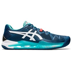 Asics - Mens Gel-Resolution 8 Clay Sneaker