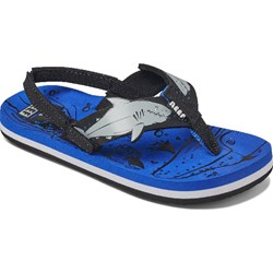 Reef - Boys Little Ahi Shark Sandals