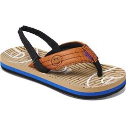 Reef - Boys Little Ahi Sports Sandals