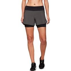 "Asics - Womens Move Me 2n1 4"" Woven Shorts/Boardshorts"