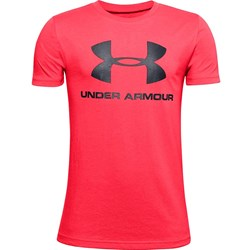 Under Armour - Boys Sportstyle Logo T-Shirt