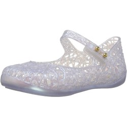 Melissa - Unisex-Child Mini Campana Flats