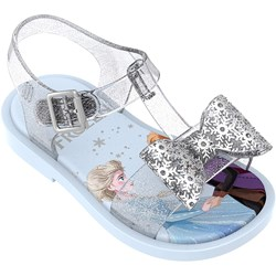 Melissa - Unisex-Child Mini Ma + Frozen Bb Sandal