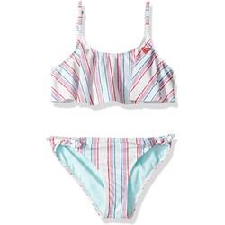 Roxy - Girls Treasure Stripe Flutter Set Swimwear