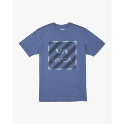 RVCA - Mens Hazard Box T-Shirt