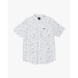 RVCA - Mens Calico Buttondown Shirt