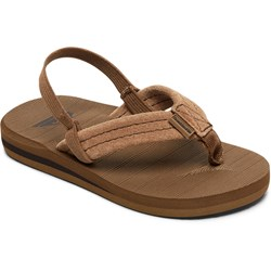 Quiksilver - Toddlers Carver Suede-Td Sandals